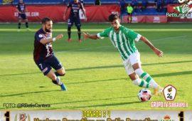 Betis Deportivo | Raúl rescata un punto en el descuento