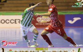 Futsal | El Pozo Murcia derrota por 1-4 al Real Betis