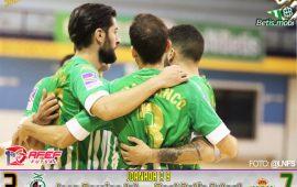 Futsal | Locura verdiblanca para ganar en Jaen