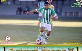 Cantera | El Betis Deportivo se abona al empate