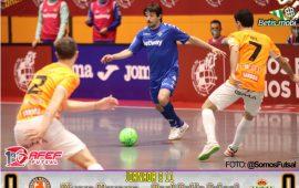 Futsal | Primer empate en Primera División