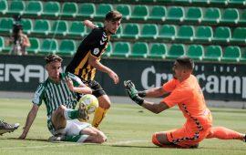 Betis Deportivo | Raúl le da la primera victoria al Betis Deportivo