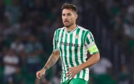 Oficial | Javi Garcia se desvincula del Real Betis
