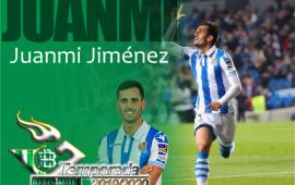 Juanmi Jiménez, versatilidad y recursos en ataque