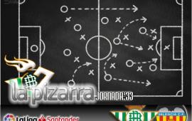 La pizarra | Real Betis vs Valencia C.F. LaLiga, j33.