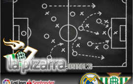 La pizarra | Real Madrid vs Real Betis. J. 38, LaLiga.