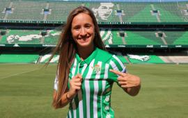 Fedorova y Perarnau, las nuevas incorporaciones del Real Betis Féminas
