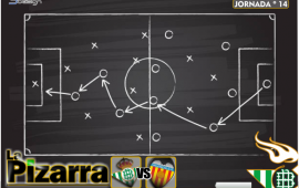 La pizarra | Real Betis vs Valencia C.F. J14, LaLiga.