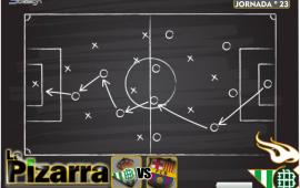 La pizarra | Real Betis vs F.C. Barcelona. J23, LaLiga.