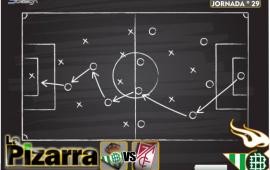 La pizarra | Real Betis vs Granada C.F. J29 LaLiga.