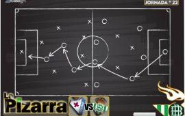 La pizarra | S.D. Eibar vs Real Betis. J22, LaLiga.