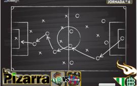 La pizarra | Real Betis vs Levante UD. J 6. LaLiga.