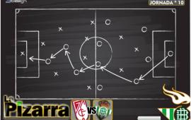 La pizarra | Granada CF vs Real Betis. J10 LaLiga.
