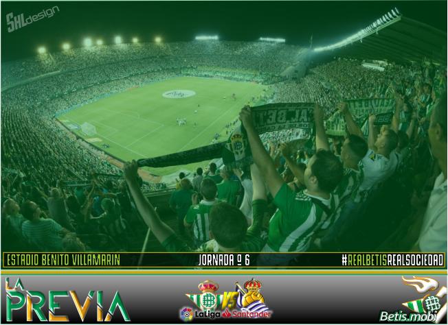 Previa | Real Betis Balompié – Real Sociedad | Duelo parejo y directo por un mismo objetivo