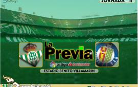 Previa | Real Betis Balompié-Getafe CF: Un  hueso duro de roer