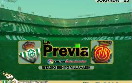 Previa | Real Betis Balompié-RCD Mallorca: Desilusión en Heliopolis