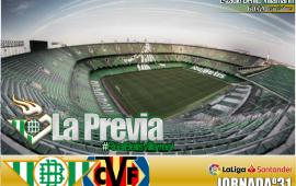 Previa | Real Betis Balompié-Villarreal; PODEMOS