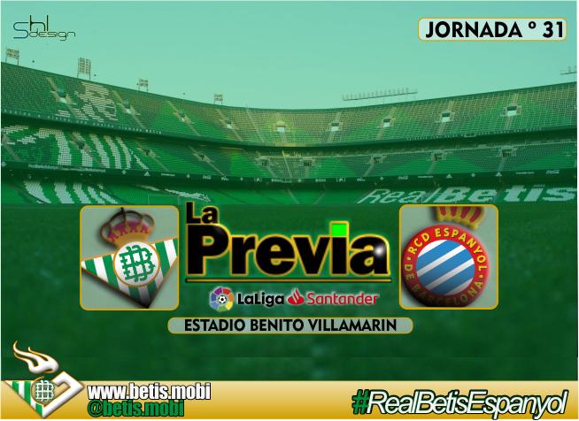 Previa | Real Betis – R.C.D. Espanyol | Volver a empezar