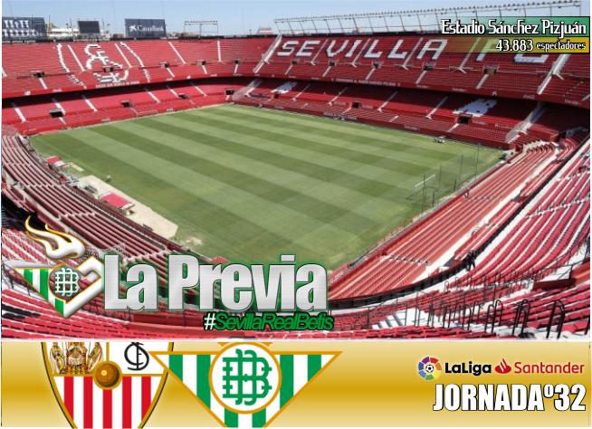 Previa | Sevilla FC-Real Betis: ¿sábado de pasión o de penitencia?