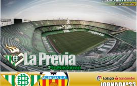 Previa | Real Betis Balompié-Valencia; Domingo de resurrección