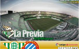 Previa | Real Betis Balompié-RCD Espanyol; Por orgullo y por el escudo