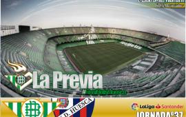 Previa | Real Betis Balompié-SD Huesca: una victoria como despedida