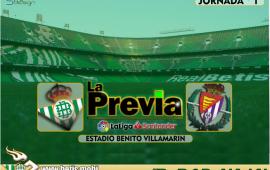 Previa | Real Betis – Valladolid CF: en busca del debut soñado