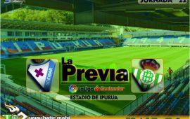 Previa | SD Eibar-Real Betis Balompié; El último tren