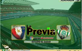 Previa | CA Osasuna- Real Betis Balompié: El reto de acabar con la imbatibilidad de Osasuna