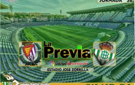 Previa | Real Valladolid-Real Betis Balompié; que el árbitro pite el final