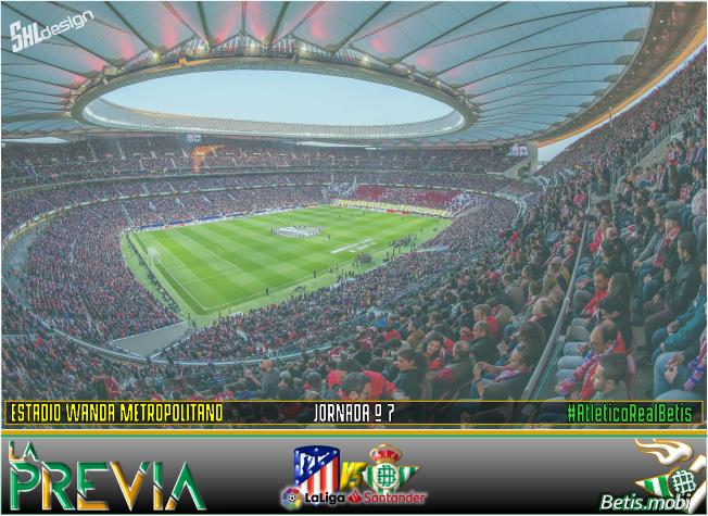 Previa | Atlético – Real Betis: reivindicarse en el Metropolitano
