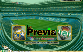 Previa | Real Madrid-Real Betis Balompié: Volver a hacerlo