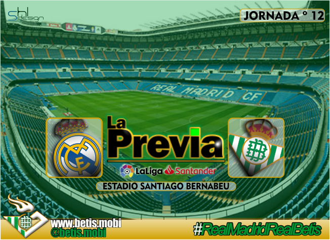 Previa | Real Madrid-Real Betis Balompié: Volver a hacerlo