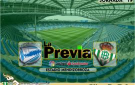 Previa | CD Alavés-Real Betis Balompié: año nuevo, ¿vida nueva?