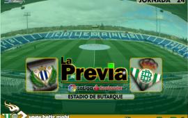 Previa | C.D.Leganes-Real Betis Balompié; Salir de tierra de nadie