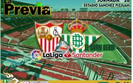 Previa | Sevilla FC – Real Betis Balompié: Nuevo fútbol, pasión de antaño