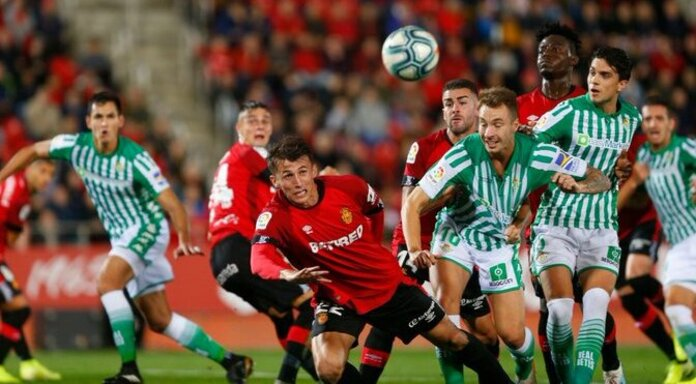 Crónica   RCD Mallorca 1-Real Betis Balompié 2: Joel aguanta el triunfo verdiblanco
