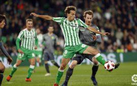 Esta jornada visita el Villamarín la Real Sociedad