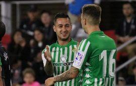 El Real Betis concluye su gira por los EEUU con dos victorias