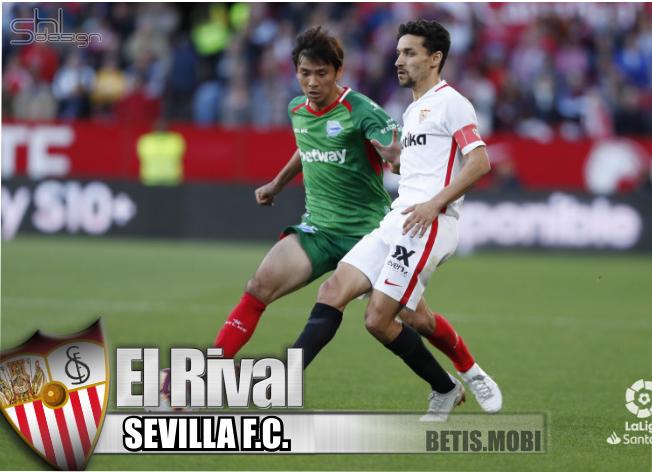 Análisis del rival   Sevilla Fútbol Club