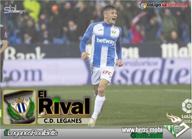 Análisis del rival | C.D Leganés