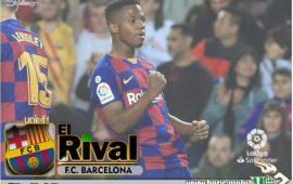 Análisis del rival | F.C Barcelona