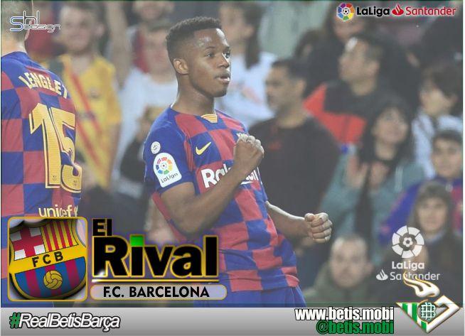 Análisis del rival   F.C Barcelona