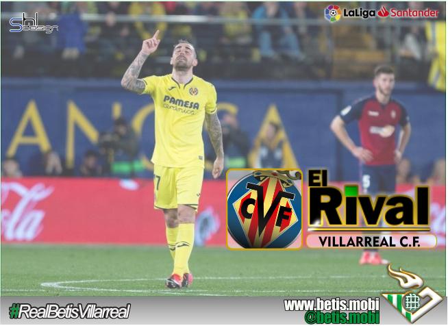 Análisis del rival   Villarreal C. F