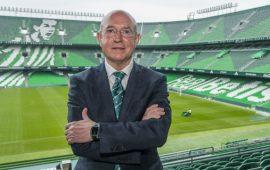 Oficial | Lorenzo Serra Ferrer se marcha del Real Betis Balompié