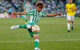 Oficial | El Real Betis y la SD Éibar acuerdan el traspaso de Takashi Inui