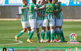 Crónica | Alavés 0-1 Betis | Al Betis le cambia la cara, y quizás también la suerte